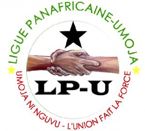 Emblèmes de la Ligue Panafricaine - UMOJA (L.P.-U.) : Communiqué de Presse. dans Communiqué Logo_L_P_UMOJA-300x271